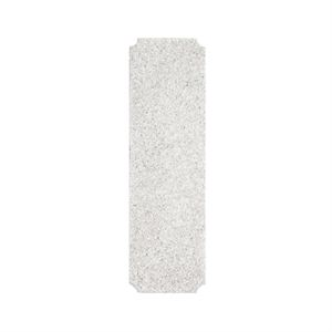 Picture of Silver Diamond Dust Rectangular Coin